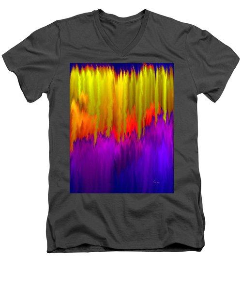Consciousness Rising Men's V-Neck T-Shirt