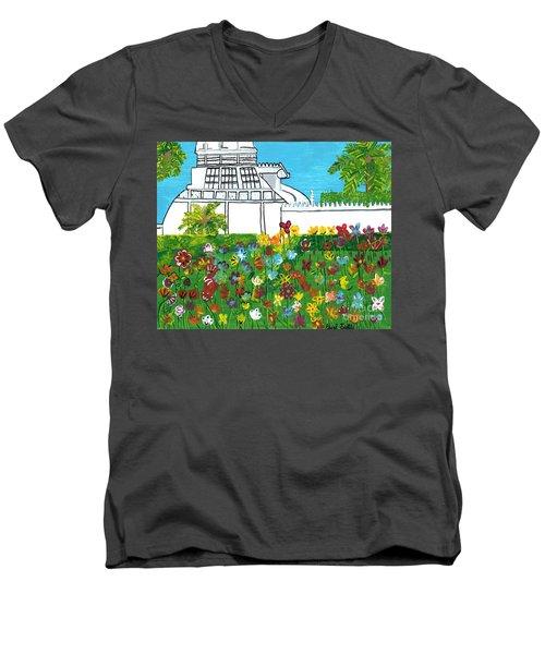 Conservatory Men's V-Neck T-Shirt