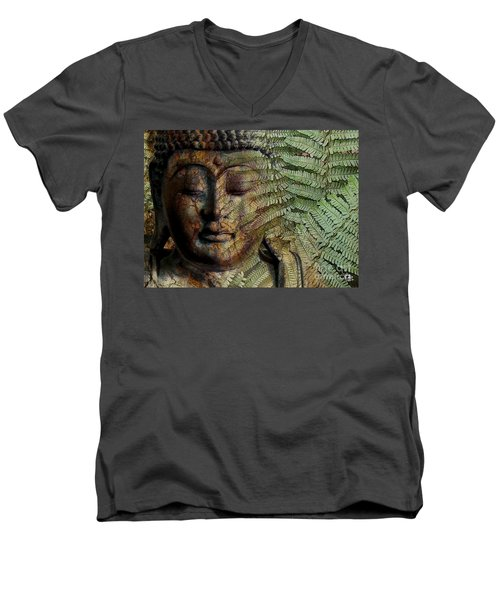 Convergence Of Thought Men's V-Neck T-Shirt