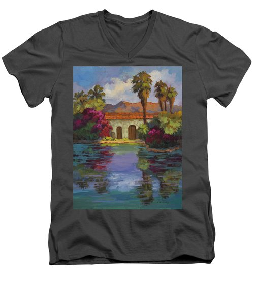 Cool Waters 2 Men's V-Neck T-Shirt