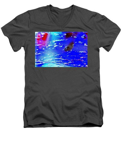 Cosmic Series 008 Men's V-Neck T-Shirt