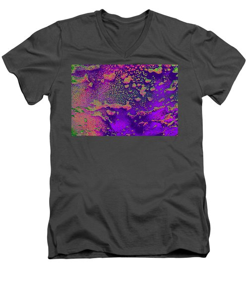 Cosmic Series 009 Men's V-Neck T-Shirt