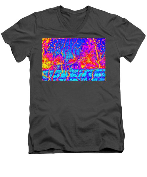 Cosmic Series 017 Men's V-Neck T-Shirt