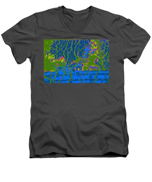 Cosmic Series 019 Men's V-Neck T-Shirt