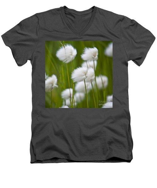 Cottonsedge Men's V-Neck T-Shirt