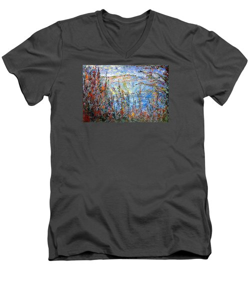 Crater Lake - 1997 Men's V-Neck T-Shirt
