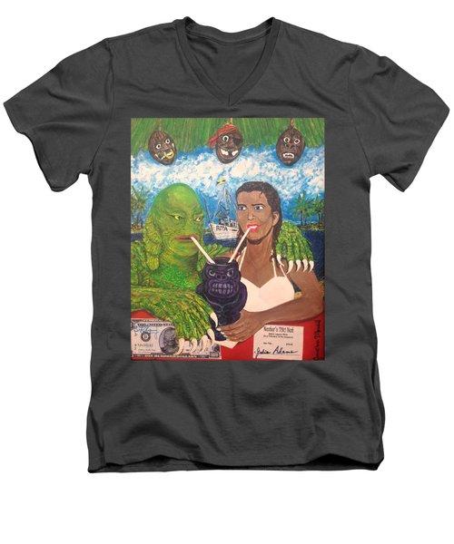 Creature Comforts Men's V-Neck T-Shirt
