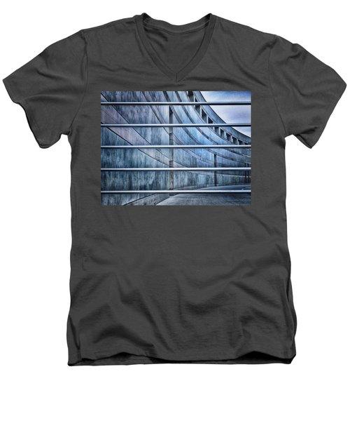 Greytones Men's V-Neck T-Shirt
