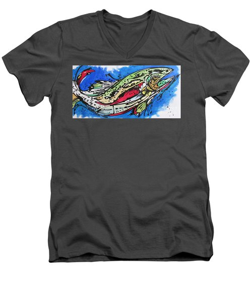 Cutty Men's V-Neck T-Shirt