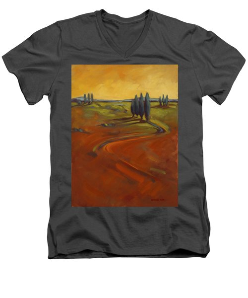 Cypress Hills 3 Men's V-Neck T-Shirt