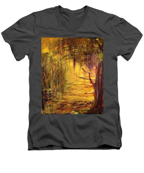 Cypress Men's V-Neck T-Shirt
