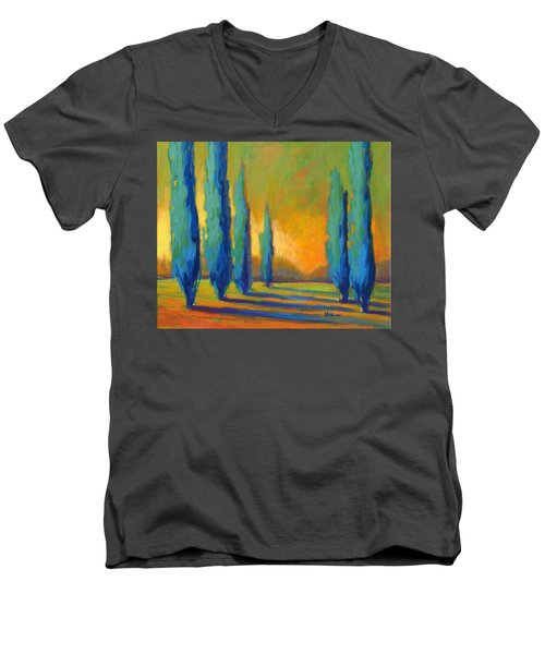 Cypress Road 5 Men's V-Neck T-Shirt