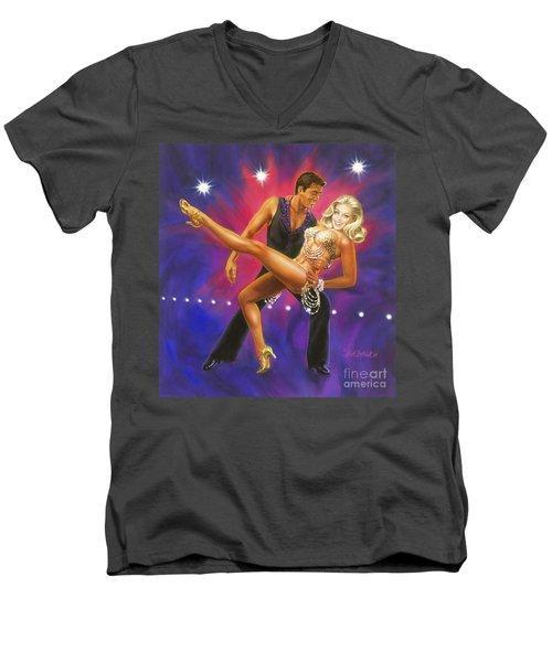 Dancer's Fantasy Men's V-Neck T-Shirt