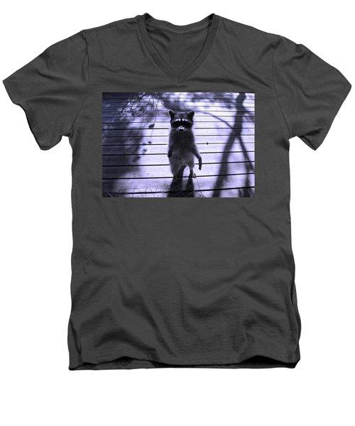 Dancing In The Moonlight Men's V-Neck T-Shirt