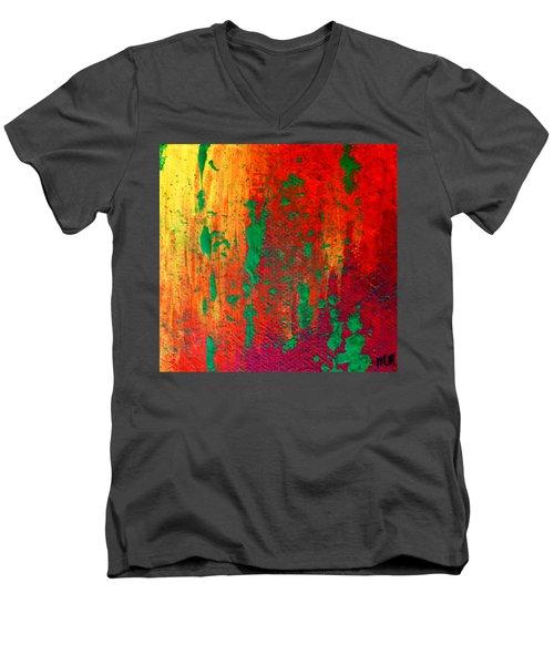 Dancing In The Sun Men's V-Neck T-Shirt
