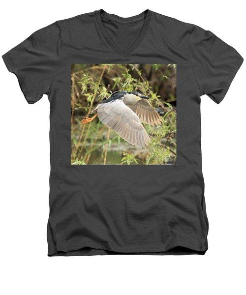 Dancing Through The Trees Men's V-Neck T-Shirt