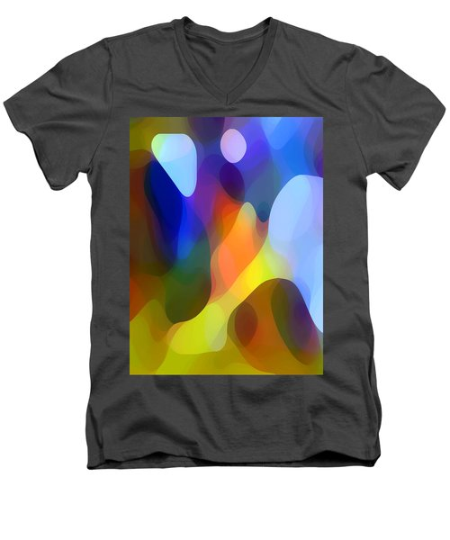 Dappled Light Men's V-Neck T-Shirt
