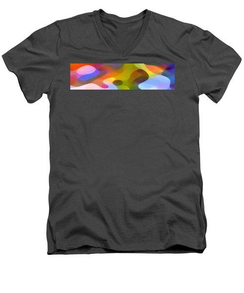 Dappled Light Panoramic 2 Men's V-Neck T-Shirt