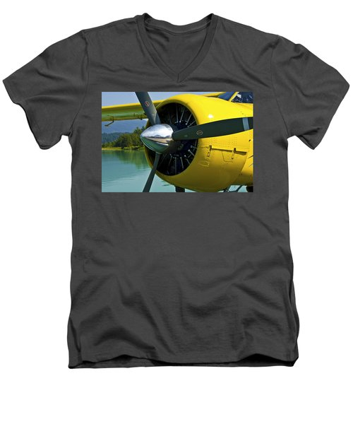 de havilland Beaver Men's V-Neck T-Shirt