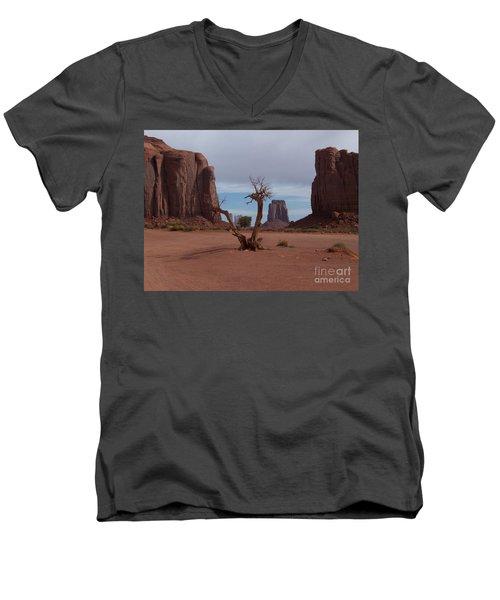 Dead-wood Men's V-Neck T-Shirt