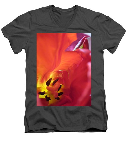 Deepest Men's V-Neck T-Shirt