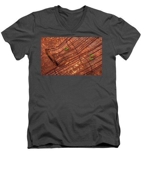 Persistence Men's V-Neck T-Shirt