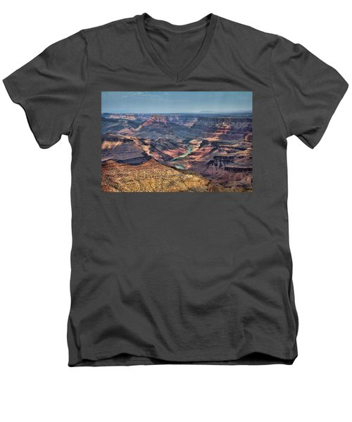 Desert View Men's V-Neck T-Shirt