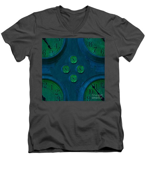 Desitions #1 Men's V-Neck T-Shirt