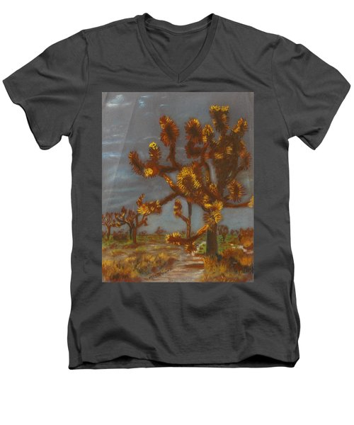 Dessert Trees Men's V-Neck T-Shirt