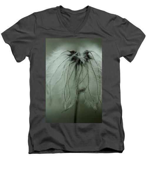 Discarded Dreams Men's V-Neck T-Shirt by Shane Holsclaw