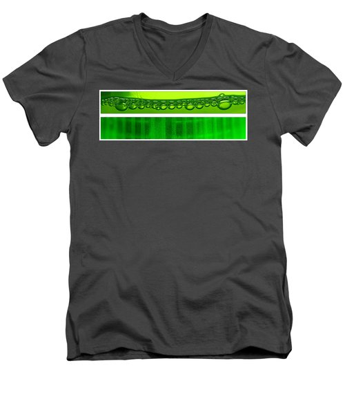 Do The Dew Men's V-Neck T-Shirt