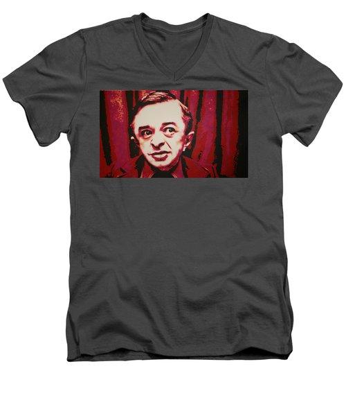 Do You Know Who I Am Men's V-Neck T-Shirt