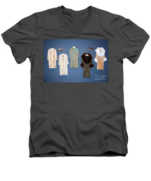 Downton Abbey Clothes Men's V-Neck T-Shirt