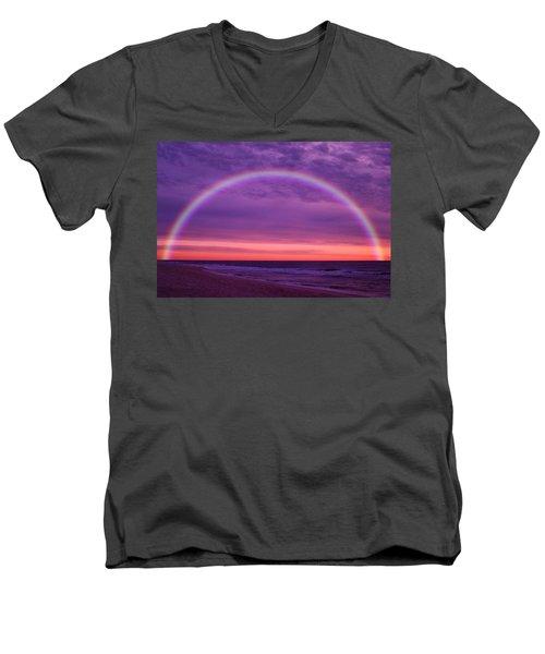 Dream Along The Ocean Men's V-Neck T-Shirt