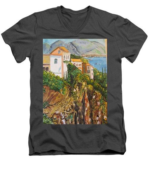 Dream Vacation Men's V-Neck T-Shirt
