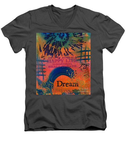 Dreams Of Joy Men's V-Neck T-Shirt