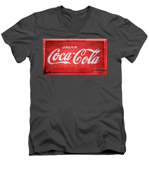 Drink Men's V-Neck T-Shirt
