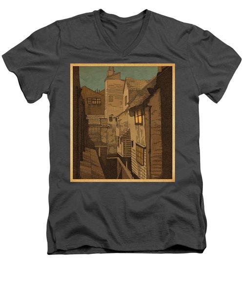 Dusk Men's V-Neck T-Shirt