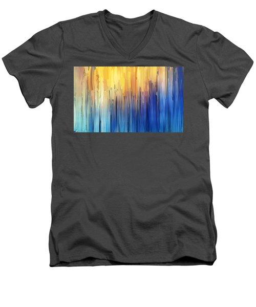 Each Day Anew Men's V-Neck T-Shirt