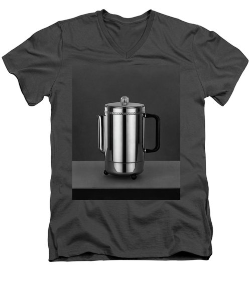 Electric Percolator Men's V-Neck T-Shirt