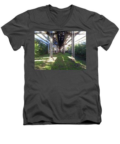 Elevate Men's V-Neck T-Shirt