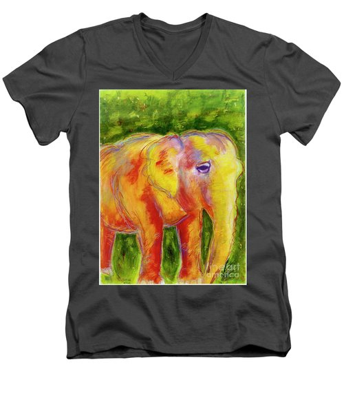 Elle Men's V-Neck T-Shirt