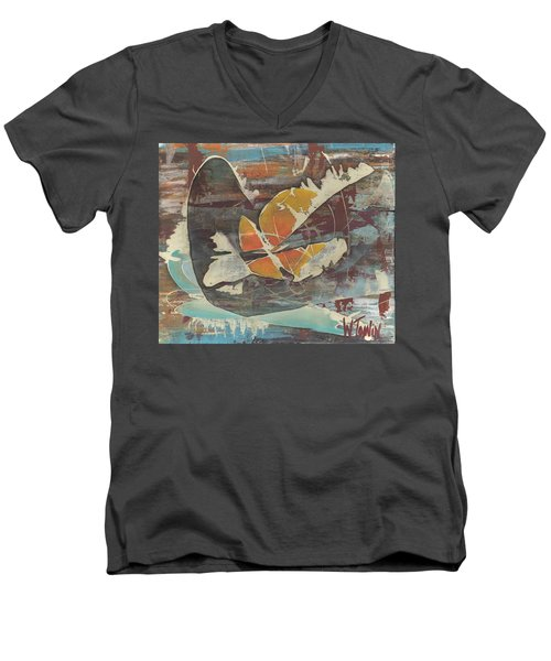 'emerge' Men's V-Neck T-Shirt