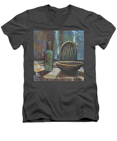 'empty' Men's V-Neck T-Shirt