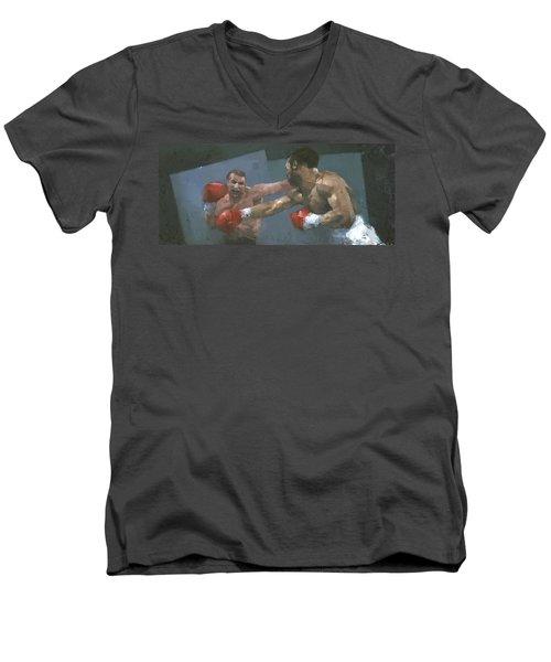 Endgame Men's V-Neck T-Shirt