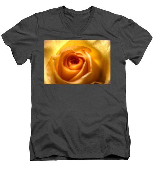 Endless Beauty Men's V-Neck T-Shirt by Denyse Duhaime
