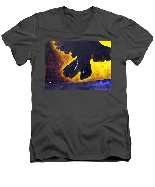 Escape To Your Dreams By Jaime Haney Men's V-Neck T-Shirt
