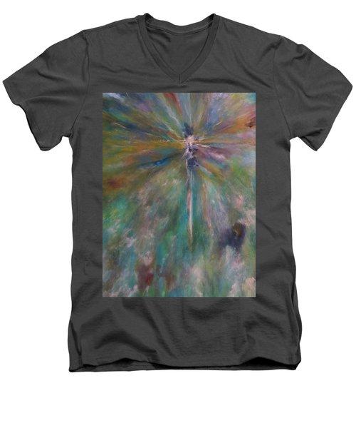 Ethereal Men's V-Neck T-Shirt