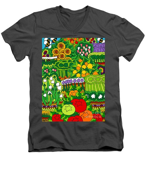 Eve's Garden Men's V-Neck T-Shirt