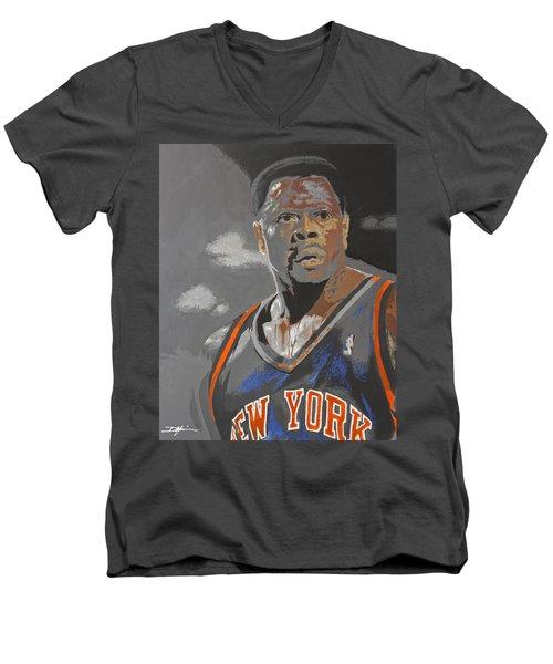 Ewing Men's V-Neck T-Shirt